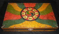Old Tibet Tibetan Medicine Surgery OPS. Instrument Set