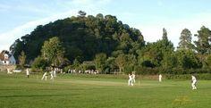 Dunster cricket ground.