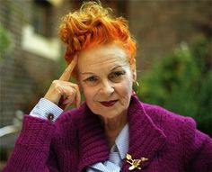 Vivienne Westwood, acclaimed British fashion designer and businesswoman,becomes SBIDAmbassador forCampaign for Wool.