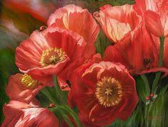 Carol Cavalaris - painter