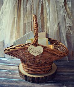 large card basket wedding card holder trunk suitcase birdcage card box gift holder gathering basket centerpiece country shabby rustic fall