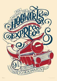 Harry Potter (Hogwarts Express) MightyPrint Wall Art MP17240374