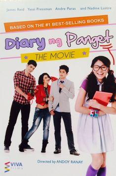 DIARY NG PANGET stars James Reid And Nadine Lustre  #2014