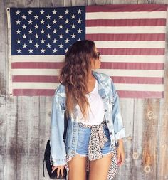 This summer, trendsetting celebrities like bootylicious Beyoncé and fashion-forward Alexa Chung are officially making it cool to step out in  denim. Here are the top celebrity inspired ways to embrace jean shorts, oversized faded jackets and rompers.