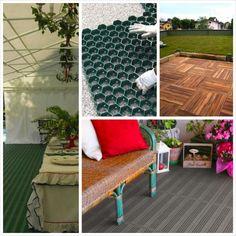 State pensando di creare un pavimento da esterno con piastrelle in plastica? Carrabile? Pensile? Drenante? Per ogni applicazione abbiamo una soluzione!