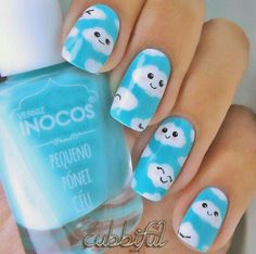 80 Cute And Easy Nail Art Designs To Inspire You For Your Next Set Of Styles Enjoy In Photos