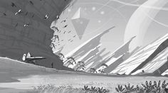 No Man's Sky Concept Art, by Hello Games. No Man's Sky Game, Hello Games, Project Abstract, Valentine Activities, Art Inspiration Drawing, Environment Concept Art, Environment Design, Sky Art, Animation Background