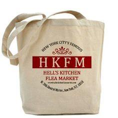 Hell's Kitchen Flea Market > Tote Bag