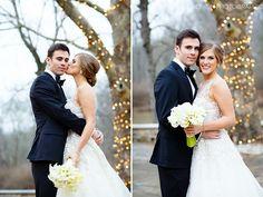 Darby House Wedding, Columbus, Ohio, New Year's Eve © Nicole Dixon Photographic