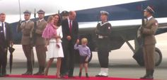 Prince William with wife and kids