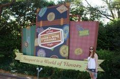 Disney from A Twenty-Something: EPCOT Food