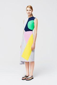 Roksanda Ilincic - Pre Spring/Summer 2015 Ready-To-Wear
