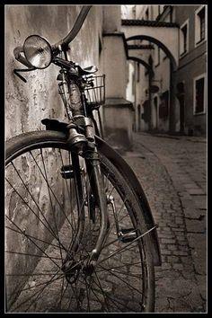 Bicycle photography