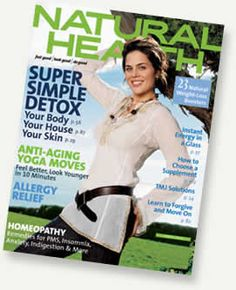Natural Health magazine (website)