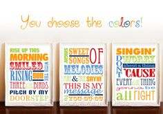 These will be in our nursery when we have kids! Jeremy is obsessed with Bob Marley!! Love them!