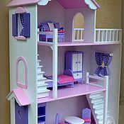 """Магазин мастера Мастерская детских игрушек """"Сказка"""": кукольный дом, развивающие игрушки"""