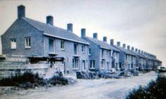 Wieger van den Bosstraat Appingedam (jaartal: 1945 tot 1950) - Foto's SERC