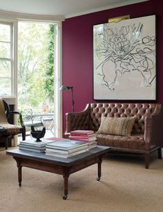 1000 Images About Plum Gt Purple Gt Lavender Wall Color On