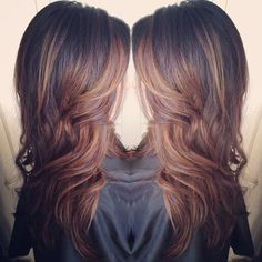 hair colour bayalage, for when I actually get bored of my natural hair colour!