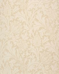 Thistle Ivory från William Morris & Co