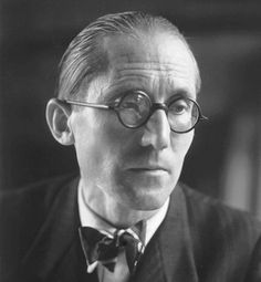 Le Corbusier /architect and a pioneer of the International Style / designer/ urbanist / writer and painter.  6 October 1887 – 27 August 1965