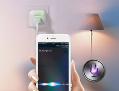 Additionally, this intelligent plug can be totally controlled with Siri to offer even more convenience