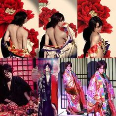 Kalluto Zoldyck, Human Poses Reference, Japanese Boy, Cute Japanese Guys, Boys Long Hairstyles, How To Look Handsome, Japanese Outfits, Cute Gay, Yukata