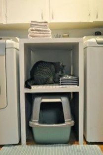Creative space-saving ideas for small apartment you should try (33)
