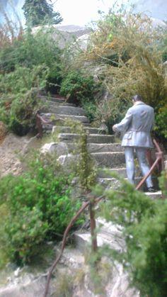 stare schody