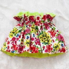 bodebo reversible skirt - floral