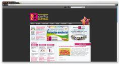 Nuova veste per il nostro sito!!! www.cartagiovani.it