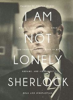 Mycroft ~ this made me sad. If only Mycroft could find his own John. Then he would learn how to love too.