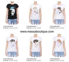 Siamoise è sull' #ecommerce #Massa Boutique