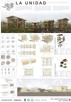 Architectural Poster Presentation - Welcome my homepage Detail Architecture, Architecture Concept Drawings, Bamboo Architecture, Architecture Collage, Architecture Board, Japanese Architecture, Architecture Student, Presentation Board Design, Architecture Presentation Board