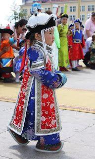 Traditional Costume Mongolia