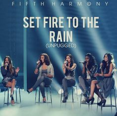 Fifth harmony on the x factor USA 2012 ♥