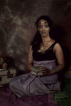 Voodoo Priestess: Jennifer Leanne