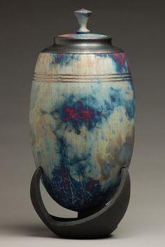 Unique Raku Pottery
