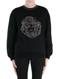1abc1f840bd2f Buy Versace Versace Sweatshirt now at italist and save up to EXPRESS  international shipping!