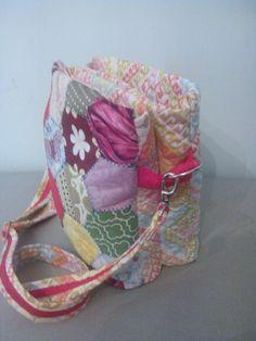 Tasche (patchapliq und quilt) handarbeit