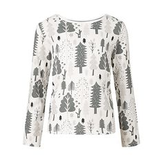 Donna Wilson top... totally trying to work out if I could squeeze into a kids' size without causing myself major harm!
