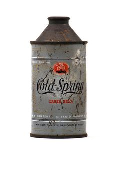 Cold Spring Lager Beer