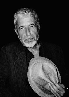 """Leonard Norman Cohen, (born 21 September 1934) is a Canadian singer-songwriter, musician, poet, and novelist. His work often explores religion, isolation, sexuality, and interpersonal relationships. """"There is a crack in everything, that's how the light gets in."""" Dance me to the end of time Leonard!"""