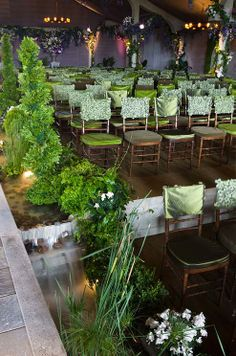 Wedding Color Scheme, Emerald Green, Color of the Year 2013, How to Use Emerald In Your Wedding    Colin Cowie Weddings