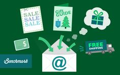 One-Off Holiday Email Marketing Ideas for Retail -  @benchmarkemail