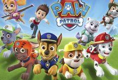 Paw Patrol Png, Crazy Robot, Imprimibles Paw Patrol, Cloverfield 2, Video Backdrops, Paw Patrol Birthday, Birthday Photography, Pbs Kids, Cartoon Dog