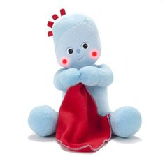 In the Night Garden Sleeptime Lullaby Iggle Piggle Soft Toy, - Rattan Furniture SHOP UK Interior Furniture