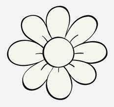 Dibujos de Flores para Colorear, parte 4