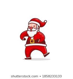 Stock Photo and Image Portfolio by Imajin No asking | Shutterstock Santa Cartoon, Cartoon Crazy, Royalty Free Stock Photos, Illustration, Happy, Artist, Fictional Characters, Image, Artists