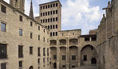 MUHBA Museu d'Història de Barcelona, El Gòtic